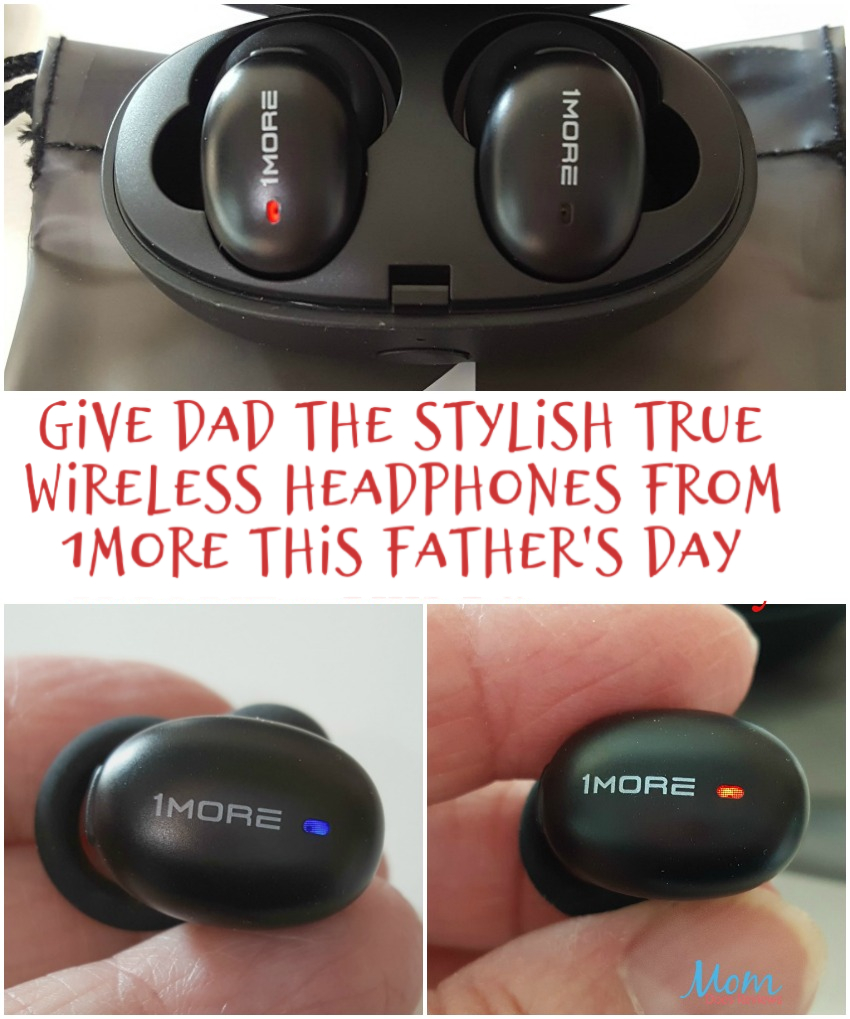 Give Dad the Stylish True Wireless Headphones from 1MORE This Father's Day