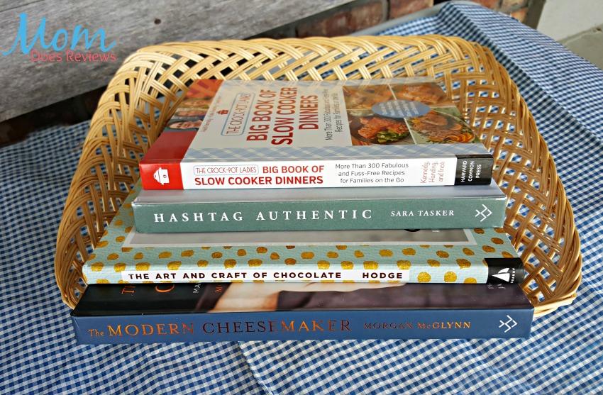 Books for Mom from Quarto Knows