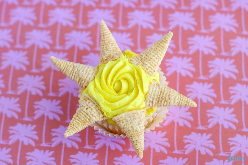 Sunshine-Themed Cupcakes Just in Time for Summer Fun!