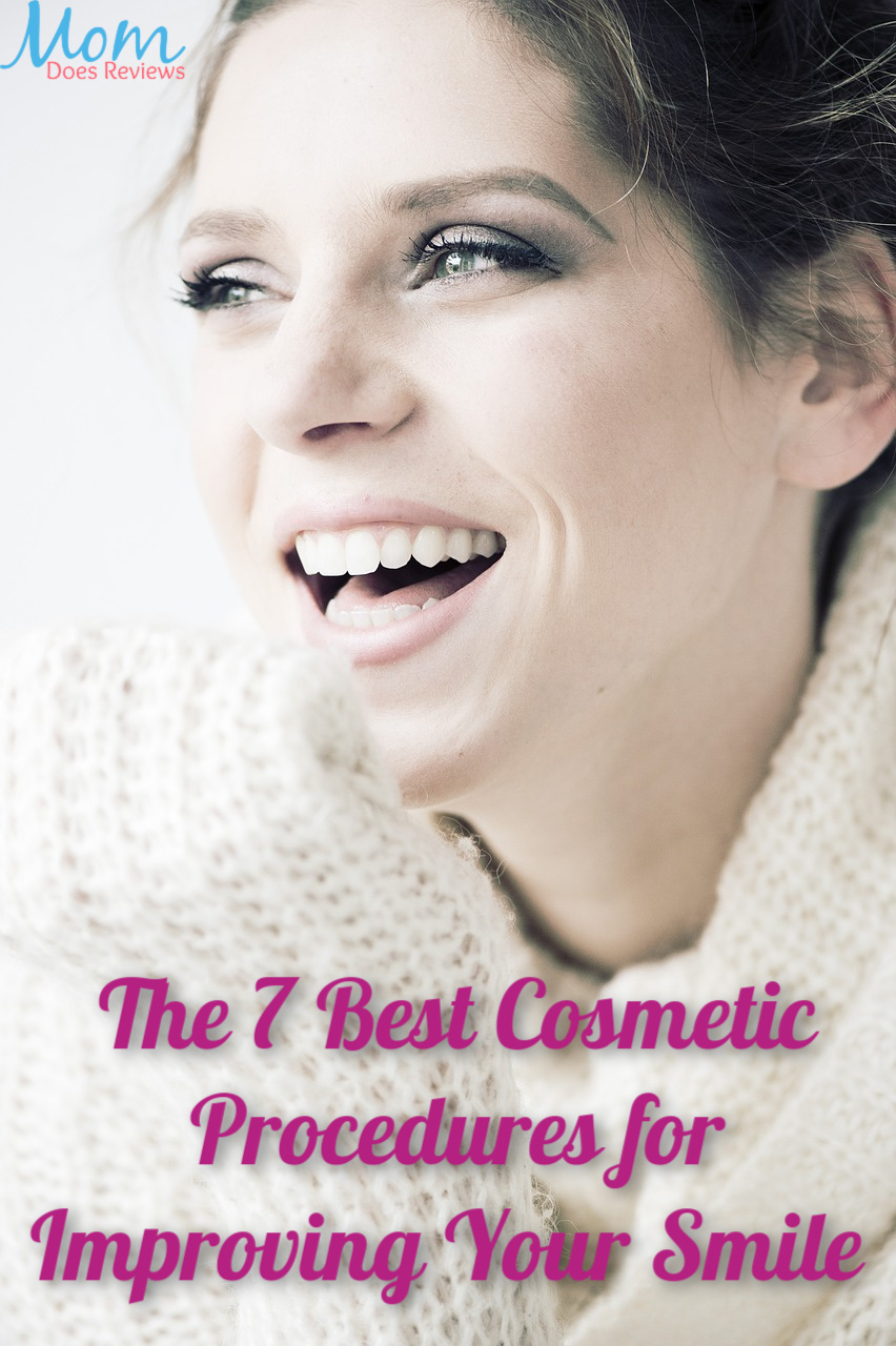 The 7 Best Cosmetic Procedures for Improving Your Smile #beauty #teeth #cosmetic