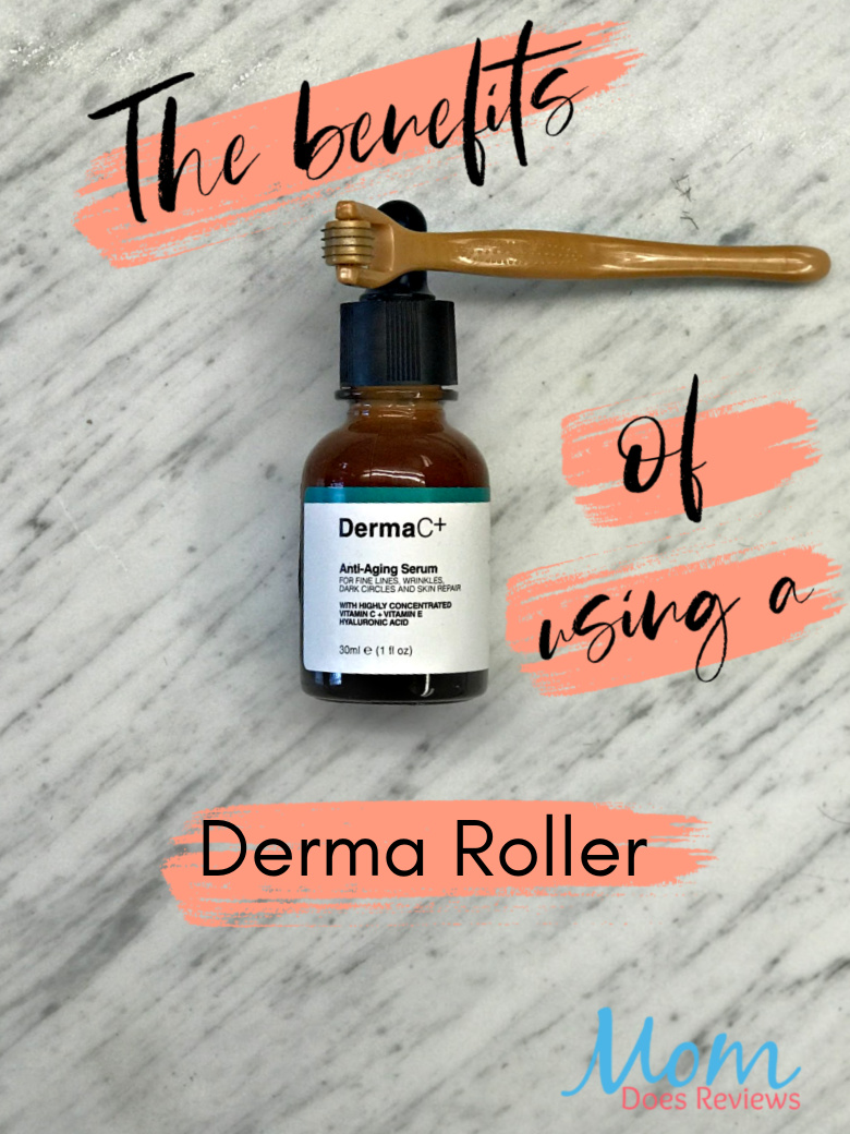 The benefits of using a Derma Roller Review