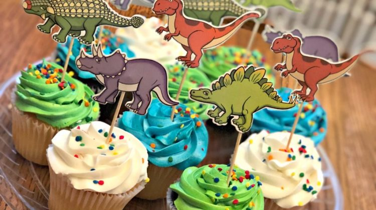 Everything You Need For a Dinosaur Birthday Party From Rusento #MDRSummerFun