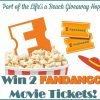 #Win 2 Fandango Movie Tickets! US, ends 6/4 -Life's a Beach #Giveaway Hop!