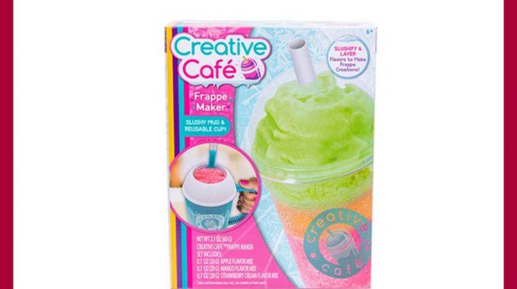 #Win Creative Café Frappe Maker- US, ends 5/24