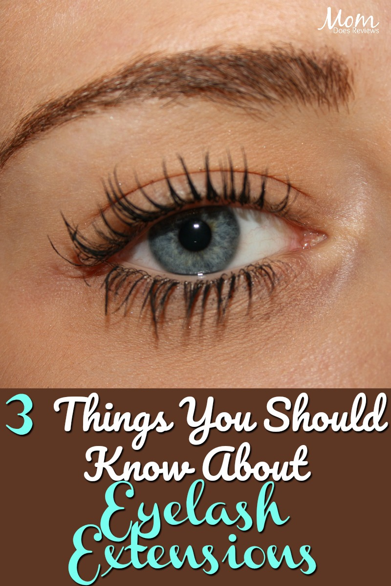 3 Things You Should Know About Eyelash Extensions #beauty #eyelashes #eyelashextensions