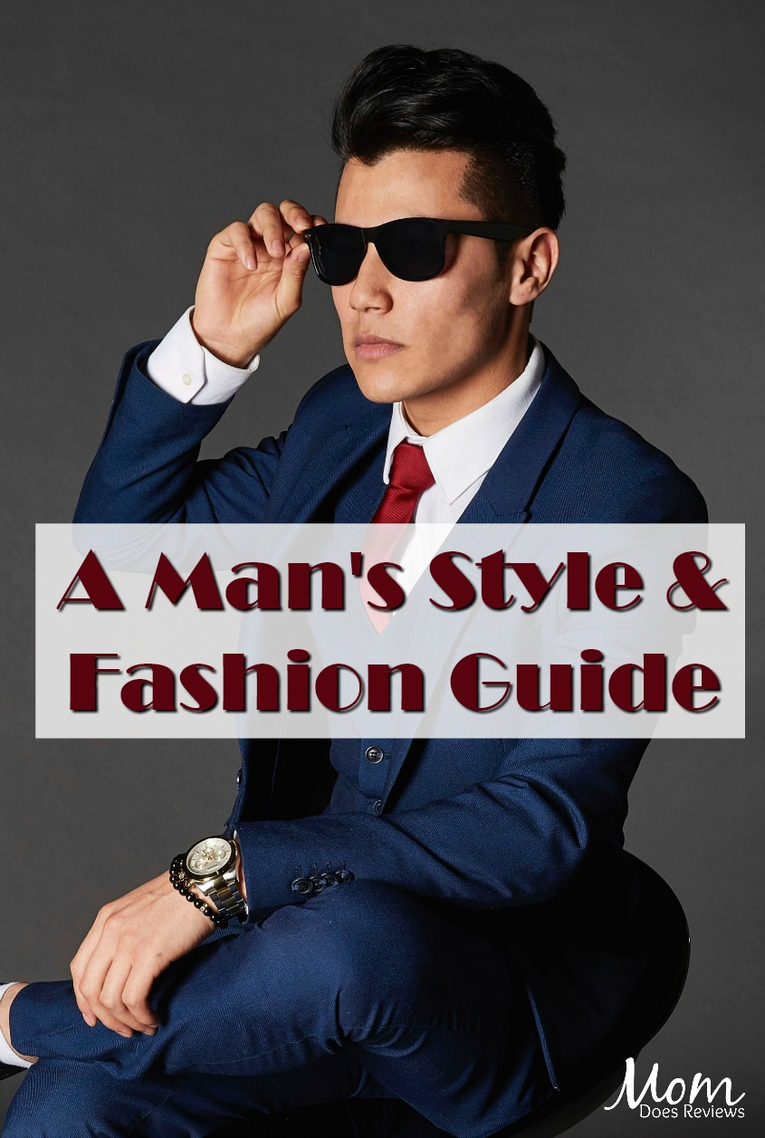 A Man's Style and Fashion Guide #fashion #clothes #accessories #stylish