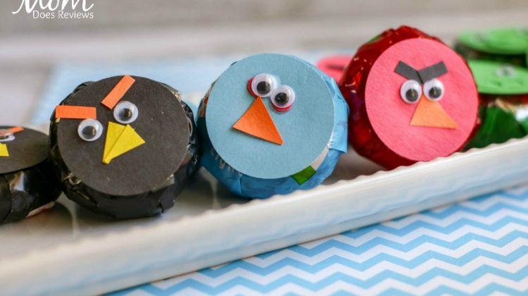 Angry Birds Cheese Snacks #AngryBirdsMovie2