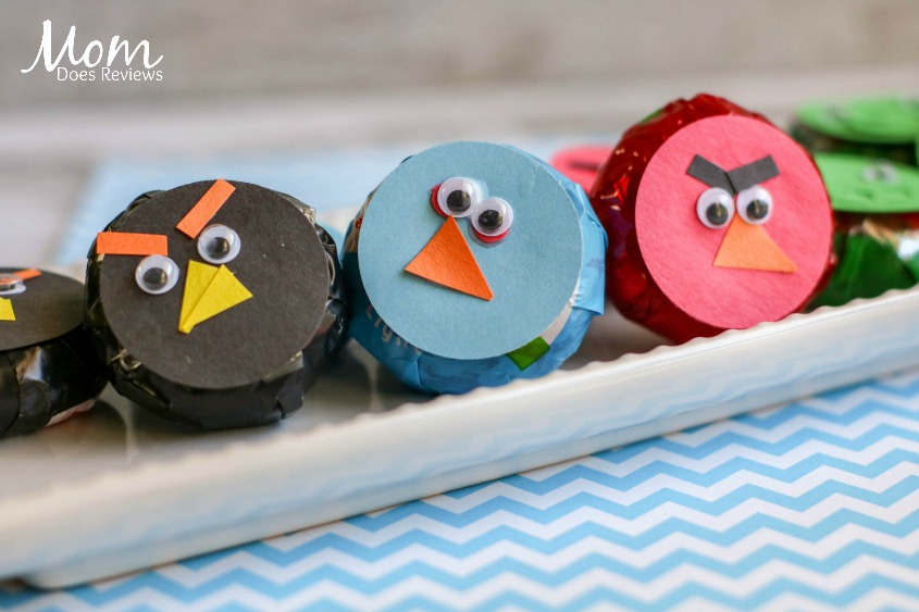 Angry Birds Cheese Snacks #AngryBirdsMovie2