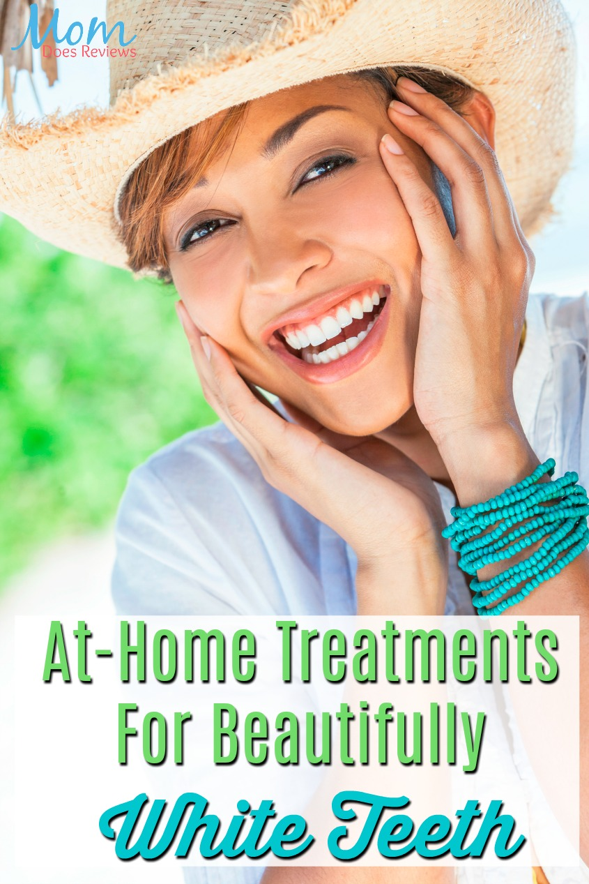 At-Home Treatments For Beautifully White Teeth #diy #health #healthyliving #dental #smile