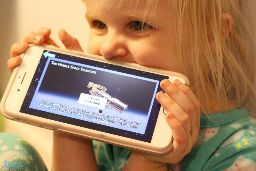 Explore The Universe With These 3 Cosmic Cubs Children's Apps!