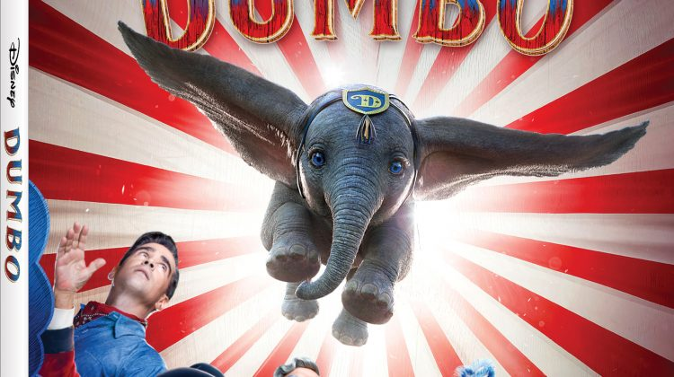 DUMBO is on Blu-ray and Digital TOMORROW 6/24 -Celebrate with Fun Activities! #Dumbo