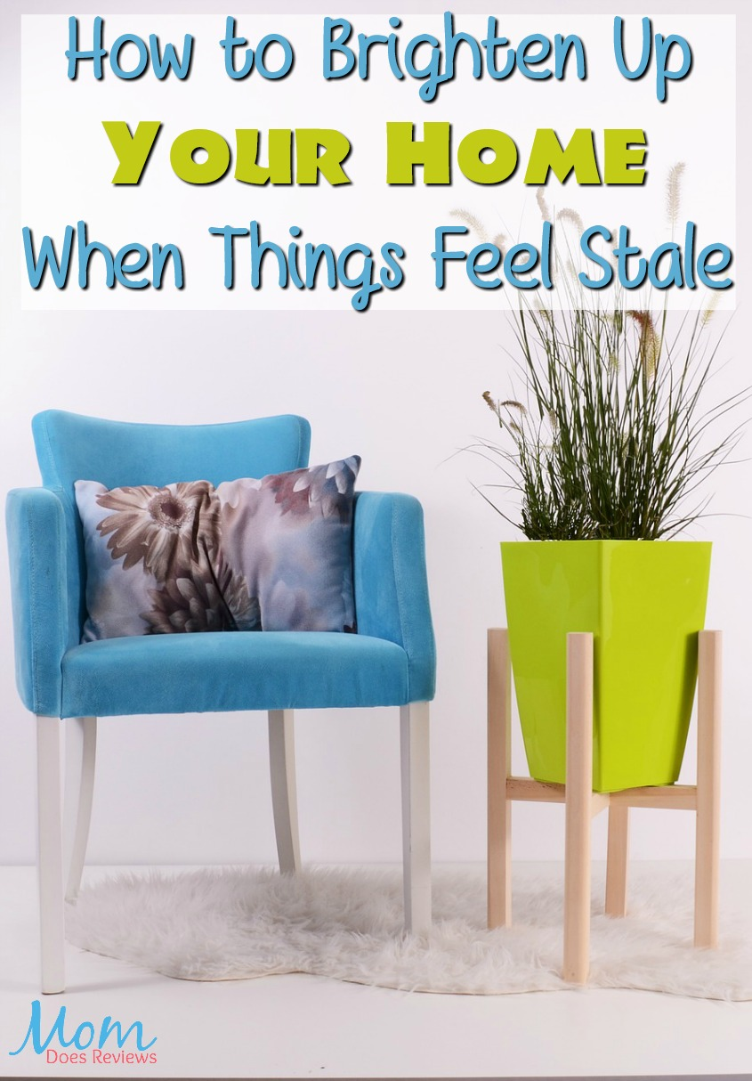How to Brighten Up Your Home When Things Feel Stale