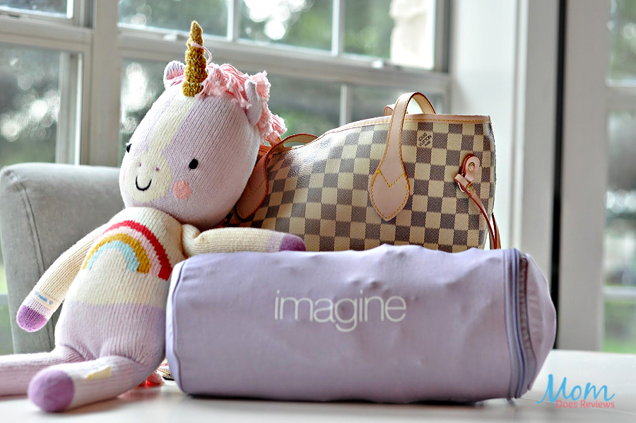 Imagine baby carrier tote