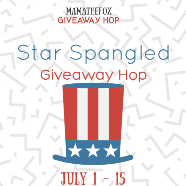 Star spangled giveaway hop