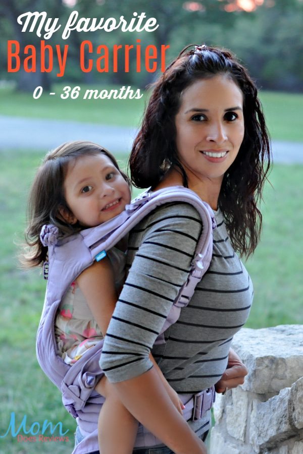 My Favorite Baby Carrier 0 - 36 months We Made Me Imagine My Favorite 3-in-1 Baby Carrier