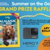 NAT GEO GO PRO GIVEAWAY