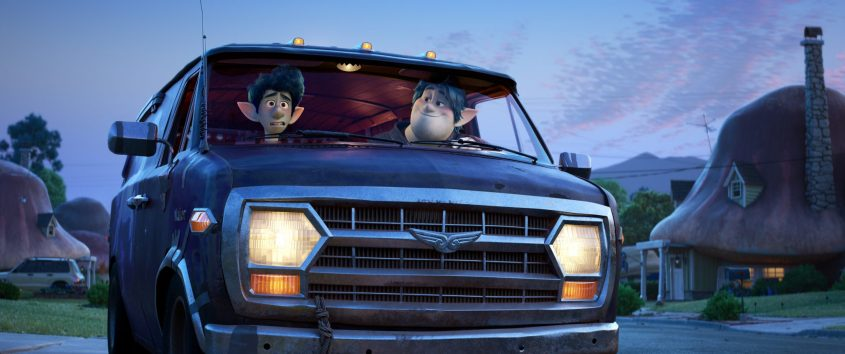 "Check out Disney and Pixar's ""Onward"" Teaser Trailer and Poster! #PixarOnward"
