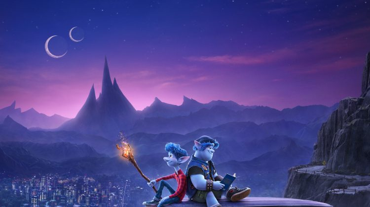 "Check out Disney and Pixar's ""Onward"" Teaser Trailer and Poster! #PixarOnward #disney #movie #newtrailer #poster #pixar"