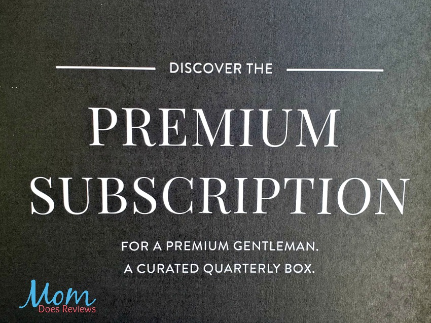 Give Dad a Weekend Getaway Box with a Subscription to Gentleman's Box