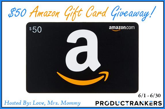 #Win $50 Amazon GC! Open WW, ends 6/30