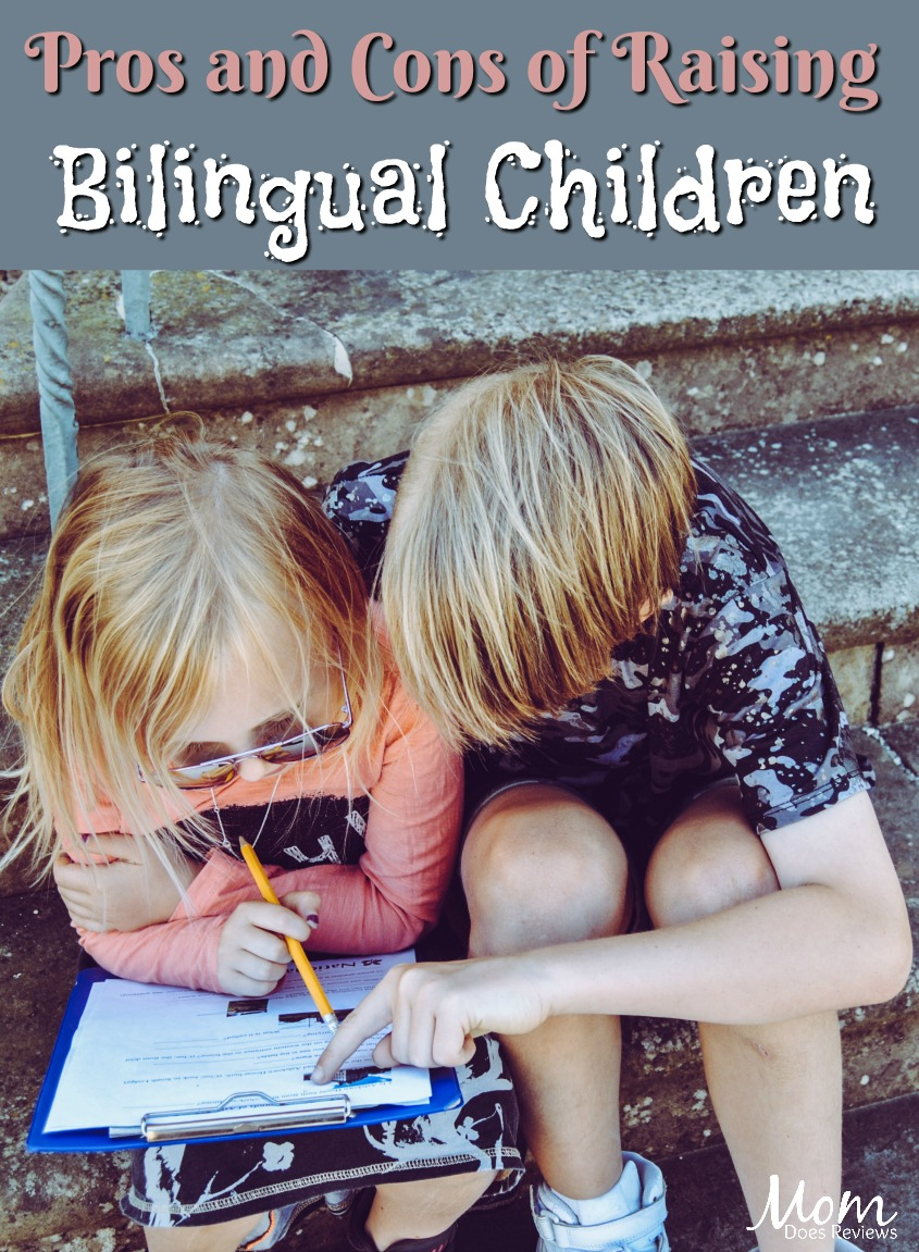 Pros and Cons of Raising Bilingual Children #parenting #bilingual #children #language #home
