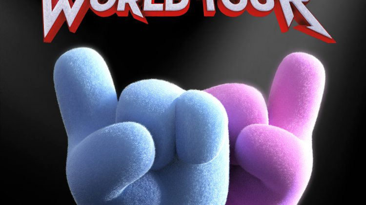TROLLS WORLD TOUR - Watch the Trailer, Check out the New Character Posters! #TrollsWorldTour