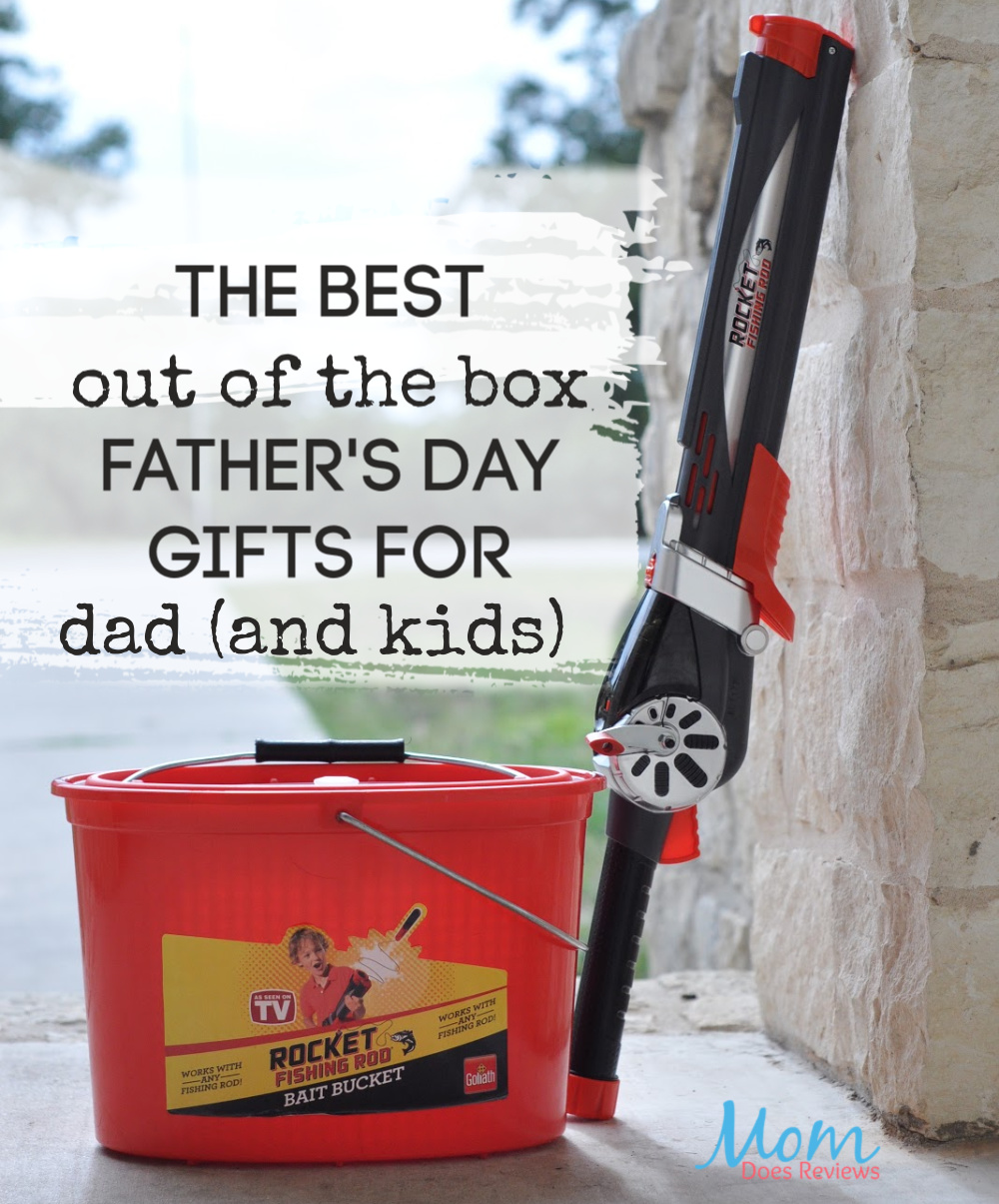 The best out of the box Father's Day gifts for dad (and kids)