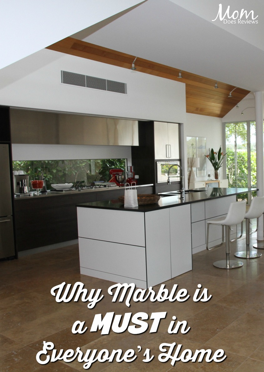 Why Marble is a Must in Everyone's Home #interiordesign #kitchens #homeandliving