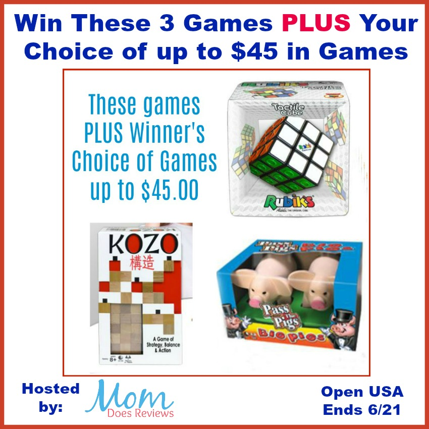 Win Game Night Stash from Winning Moves Games