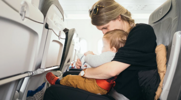 How To Keep Your Baby Safe On Your Next Flight