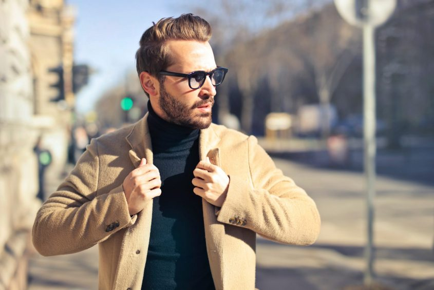A Men's Guide To Look Awesome And In Style