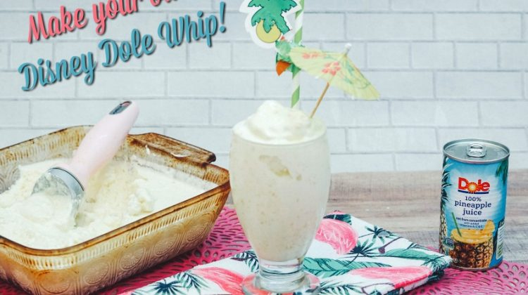 Make your own Disney Dole Whip