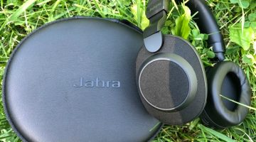 Give Dad Amazing Sound from Jabra Elite 85h Wireless Headphones #SuperDadGifts19