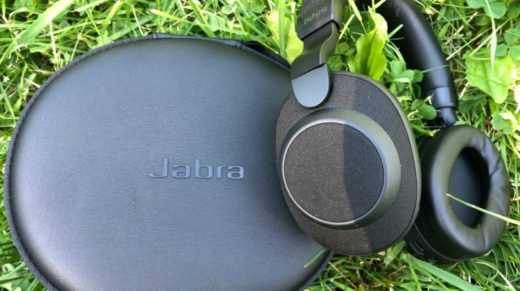 Give Dad Amazing Sound from Jabra Elite 85h Wireless Headphones #SuperDadGifts19