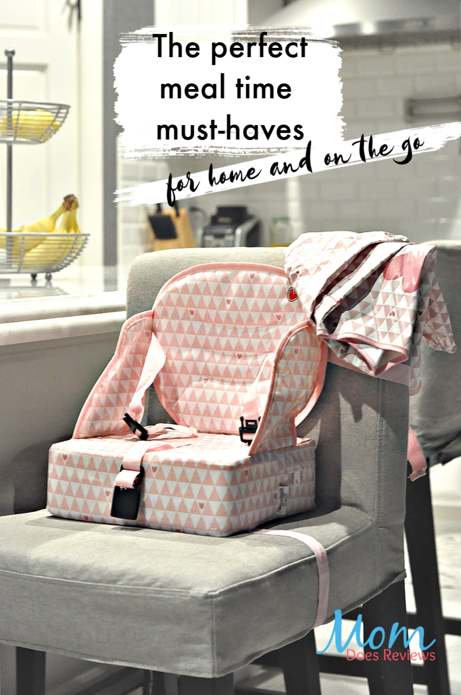 the perfect meal time must haves for baby. For home and on the go