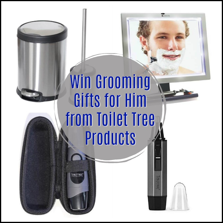 #Win Grooming Gifts for Him from Toilet Tree Products! $100 arv, US ends 6/17 #SuperDadGifts19