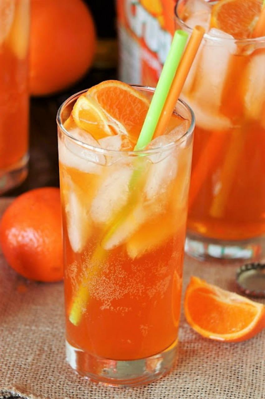 2-Ingredient Orange Creamsicle