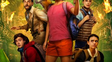 Dora and the Lost City of Gold- In theaters August 9th #DoraMovie
