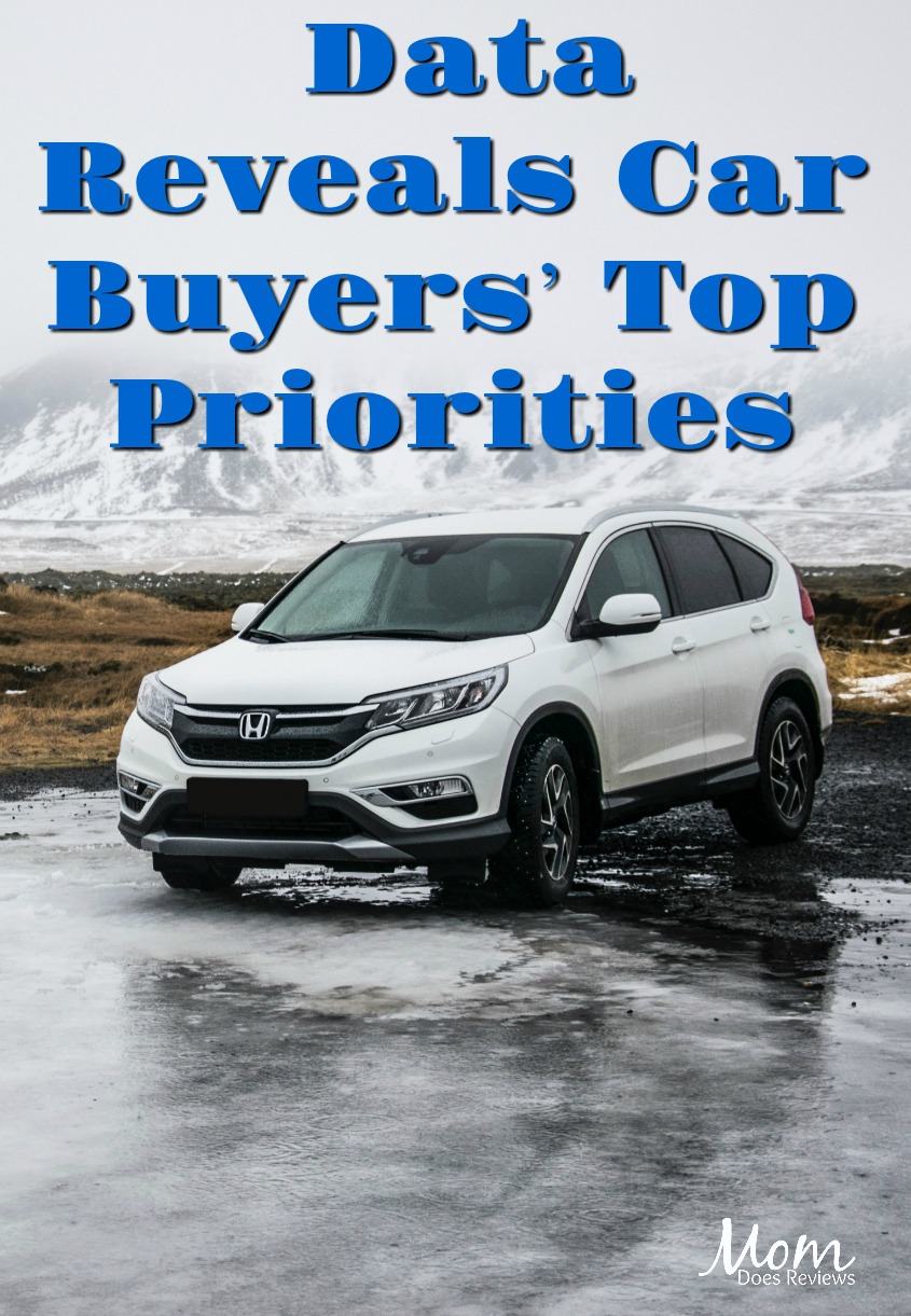 Safety, Reliability or Cost? Data Reveals Car Buyers' Top Priorities  #cars #buyers #safety #carbuying