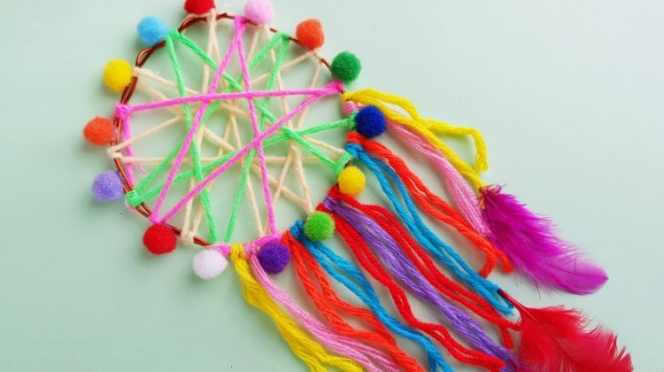 Fun Dreamcatcher Craft