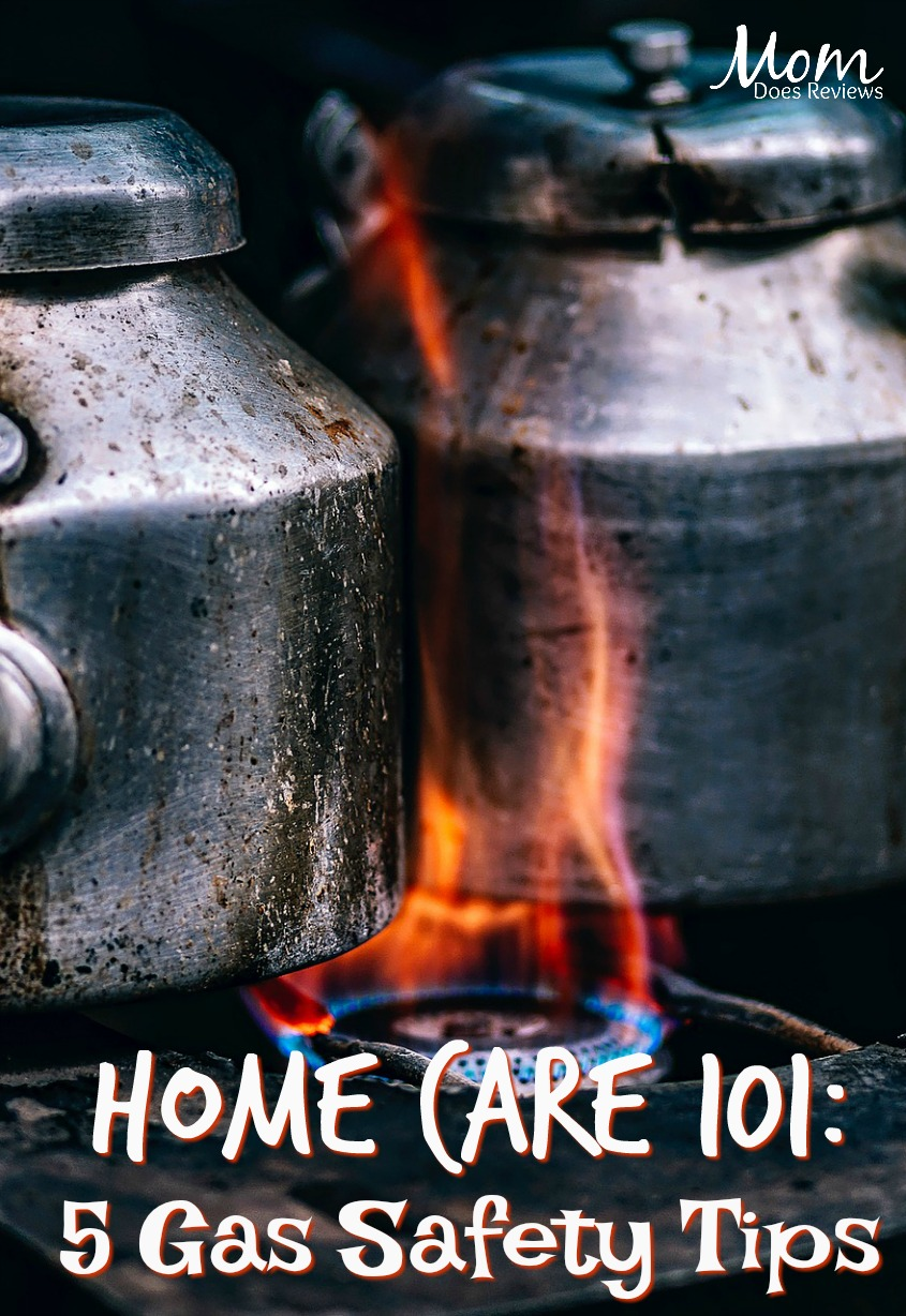 HOME CARE 101: 5 Gas Safety Tips #home #safety #gas #gasappliances #homerepair