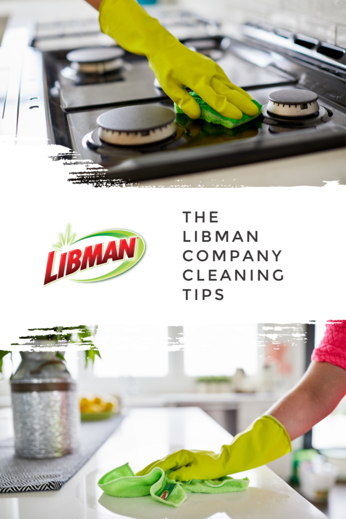 #Win a Libman Back to School Cleaning Prize Pack! US, ends 8/16