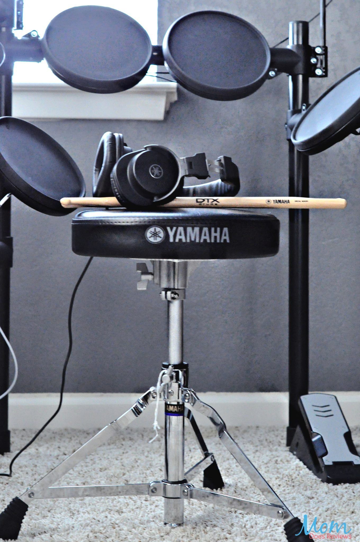 Looking to buy a Yamaha DTX402K electronic drum kit #SpringFunonMDR