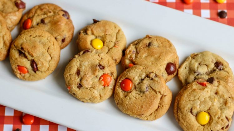 Reeses Pieces Chocolate Chip Cookies Recipe