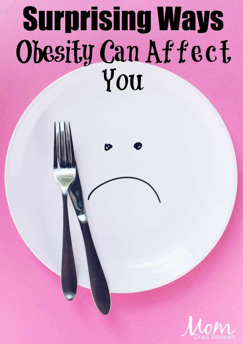 Surprising Ways Obesity Can Affect You #health #overweight #obesity #bmi