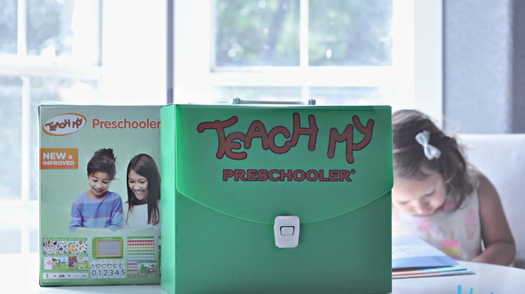 Teach My Preschooler Kit Perfect For Back to School #Back2School19