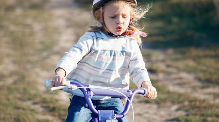 3 Safety Principles to Teach Your Child When Learning to Ride a Bike