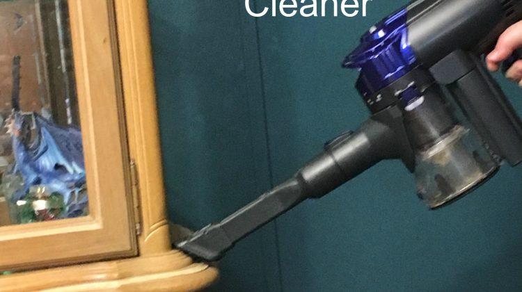 Deenkee, handheld, vacuum cleaner