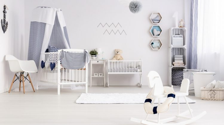 Dreamy Nursery: How to Create a Stylish Sleepy Oasis for a Baby