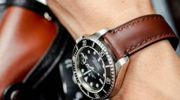 Fashion Tips for Rolex Leather Strap Lovers